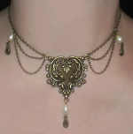 Prudence Victorian Necklace